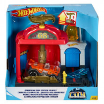 HW City Downtown Play Set -...