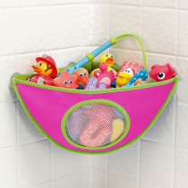 Corner Bath Organizer - PURPLE