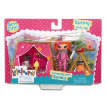 Mini Lalaloopsy playset...
