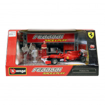 Ferrari Race and Play Car fio