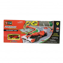 Ferrari Race & Play Mat set...