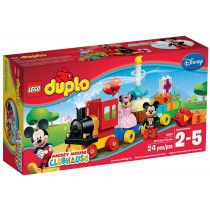 LEGO Duplo  Mickey & Minnie...
