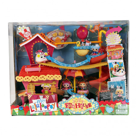 Lalaloopsy Silly Fun House
