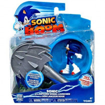 Sonic with Ripcord Wheel...