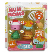 Num Noms Diner Restaurant I Move Series 2