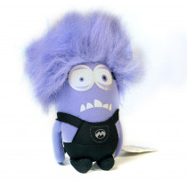 Purple Minions Plush Toy Small