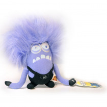 Purple Minions Plush Toy 15cm