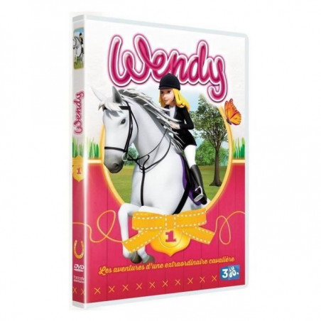 Wendy Volume 1 The adventures of an extraordinary rider DVD