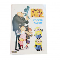 Despicable ME2 Sticker Album