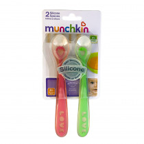 Silicone Spoons - 2pk