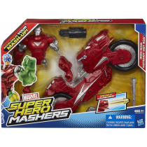 AVN HM FIGURE AND VEHICLE -red